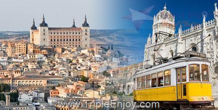 TE033  : ทัวร์ยุโรป แกรนด์สเปน โปรตุเกส 10 วัน 7 คืน (TK)