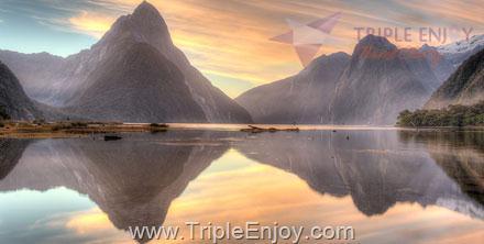 TE037  : โปรแกรมทัวร์นิวซีแลนด์ ไคร้สท์เชิร์ช ควีนส์ทาวน์ ล่องเรือชมมิลฟอร์ด ซาวน์  6 วัน 4 คืน (EK)