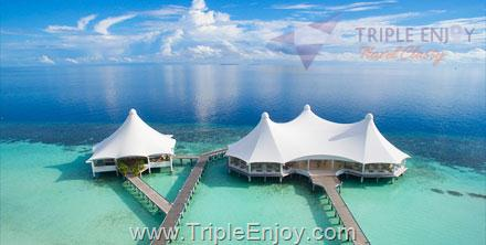 TE078  : ทัวร์มัลดีฟส์ แพ็คเกจทัวร์มัลดีฟส์ 5 วัน 3 คืน (UL) [ พัก Safari Island Maldives ]