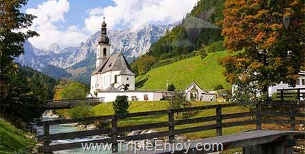 TE066  : ทัวร์ยุโรป เยอรมัน(บาวาเรีย) ออสเตรีย(ทิโรล) ฝรั่งเศส(อัลซาส) 10 วัน 7 คืน (TG)
