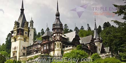 TE056  : โปรแกรมทัวร์ยุโรป บัลแกเรีย โรมาเนีย 9 วัน 6 คืน (TK)