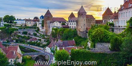 TE261  : ทัวร์ยุโรป ฝรั่งเศส Unseen France Beautiful Villages 10 วัน 7 คืน (TG)