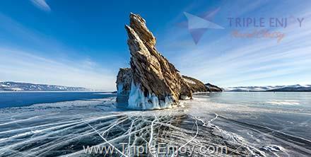 TE288  : ทัวร์แกรนด์ไบคาล มหัศจรรย์ทะเลสาบน้ำแข็ง 7 วัน 6 คืน (S7)